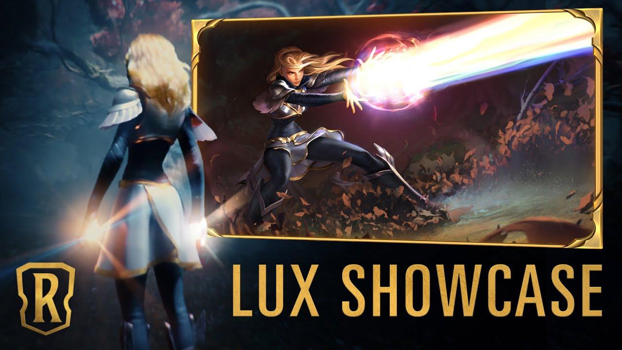 Runeterra Lux Showcase