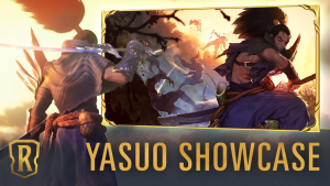 Runeterra Yasuo Showcase