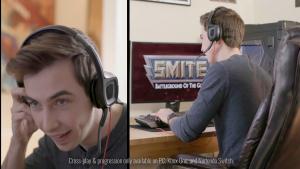 SMITE on EGS Trailer