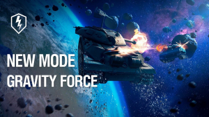 WoT Blitz Gravity Force