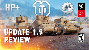 World of Tanks Update 1.9 Review