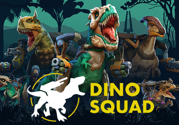 Dino Squad Game Profile Image
