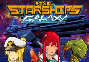 Pixel Starships: Galaxy Game Profile Image