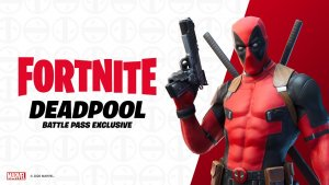 Fortnite Deadpool Exclusive