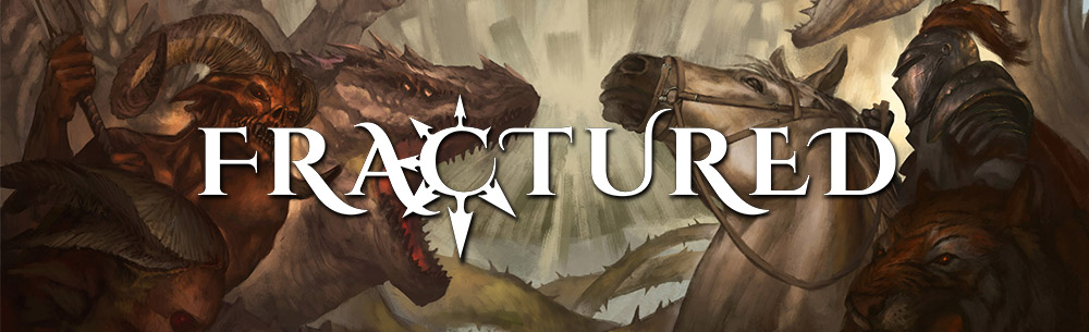 Fractured Giveaway Banner