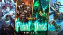SMITE Final Boss battle Pass