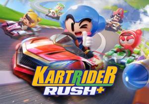KartRider Rush+ Game Profile Image