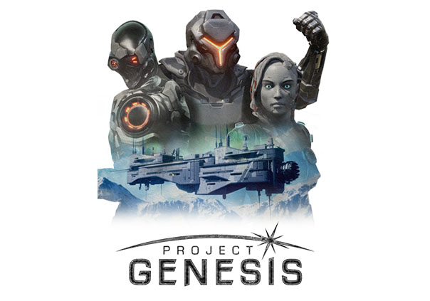Project Genesis Game Profile Image