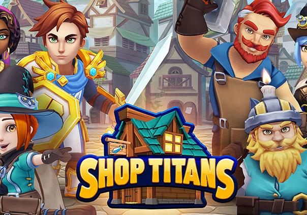 Shop Titans Game Profile Image