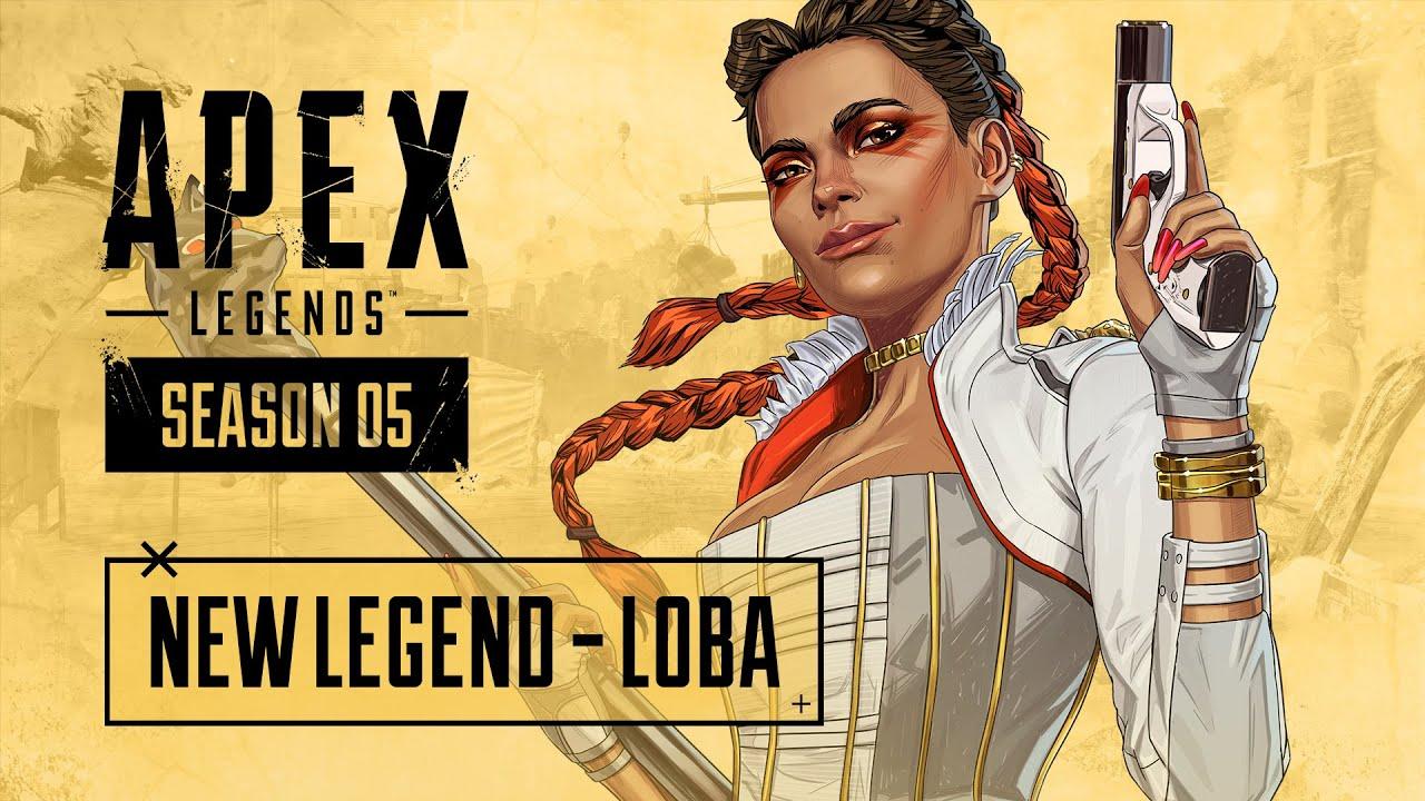 Apex Legends Loba Reveal