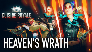 Cuisine Royale Heavens Wrath Trailer