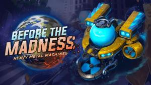 Heavy Metal Machines Season 9