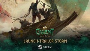 GWENT Steam Launch Trailer