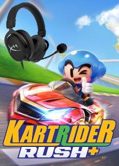 Kart Rider HyperX Giveaway 238x330