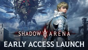 Shadow Arena Early Access Launch Trailer