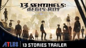 13 Sentinels Aegis Rim 13 Stories Trailer
