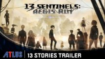 13 Sentinels Aegis Rim 13 Stories Trailer