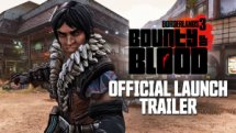 Borderlands 3 Bounty of Blood Official Launch