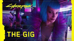 Cyberpunk 2077 The Gig