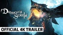 Demons Souls PS5 Announcement Trailer