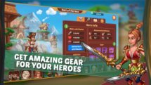 Firestone Idle RPG Video Thumbnail