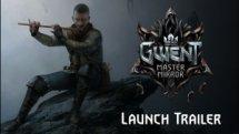 GWENT Master Mirror Launch Trailer