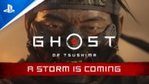 Ghost of Tsushima A Storm is Coming