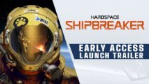 Hardspace Shipbreaker Early Access Trailer