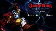 Jump King Launch Trailer