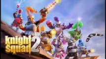 Knight Squad 2 Reveal Trailer