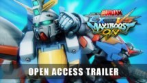Mobile Suit Gundam Extreme Vs Maxiboost On Open Access
