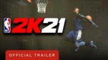 NBA 2K21 Reveal Trailer