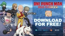 One Punch Man Road To Hero Launch