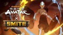 SMITE Avatar Last Airbender Crossover Trailer