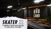 Skater XL Three Community Map Spotlight