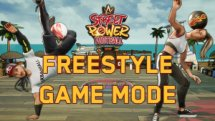 Street Power Football Freestyle Game Mode