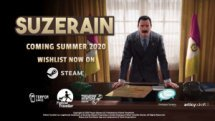 Suzerain Steam Trailer