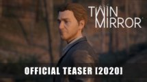 Twin Mirror Teaser Trailer