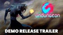 Undungeon Demo Release Trailer
