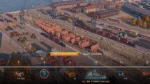 World of Warships Hamburg Dockyards