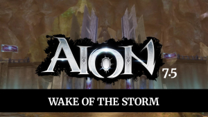 Aion 7.5 Wake of the Storm Trailer
