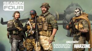 Call of Duty Modern Warfare Warzone Season 4 Trailer