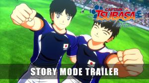 Captain Tsubasa Story Mode Trailer