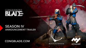 Conqueror's Blade Season IV Announcement