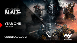 Conquerors Blade Year One Trailer