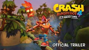 Crash Bandicoot 4 Announcement Trailer
