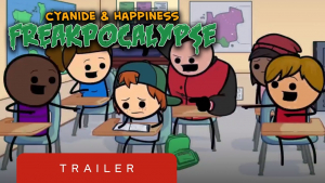 Cyanide and Happiness Freakpocalypse Trailer