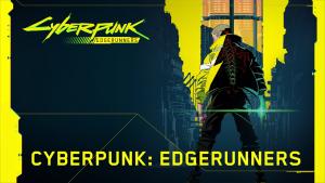 Cyberpunk Edgerunners Announcement
