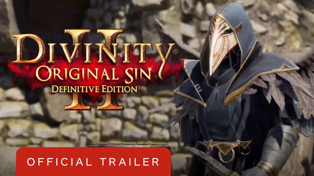 Divinity Original Sin 2 The Four Relics of Rivellon Trailer