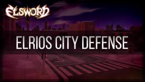 Elsword Elrios City Defense